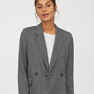 "Les blazers ""like an influencer"" de H&M"