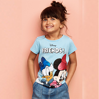 H&M, la nouvelle collection Disney