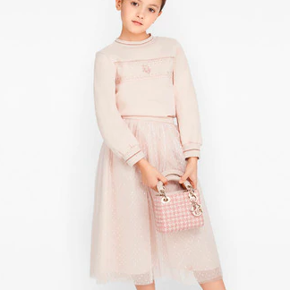 Dior kids, la collection Pre-fall 2020