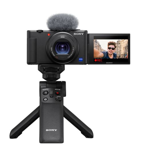 Le Pack vlogging Sony