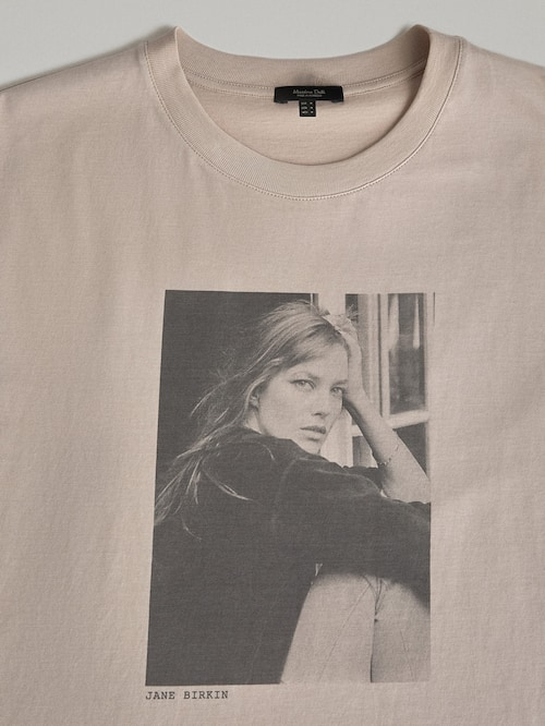 Le t shirt Jane Birkin