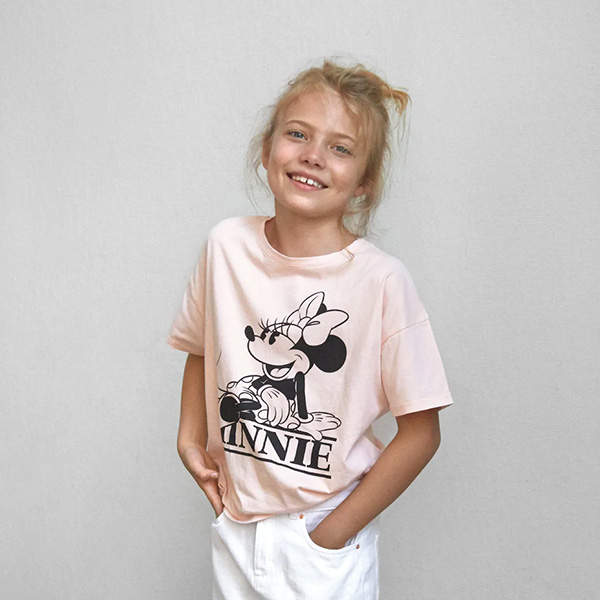 Le t shirt Minnie