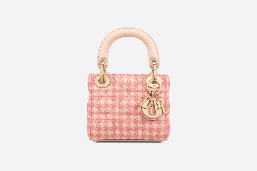 The Lady Dior la version Nano bag