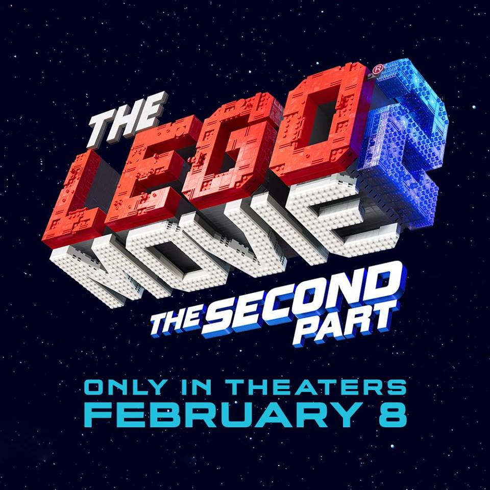 The lego 2 movie