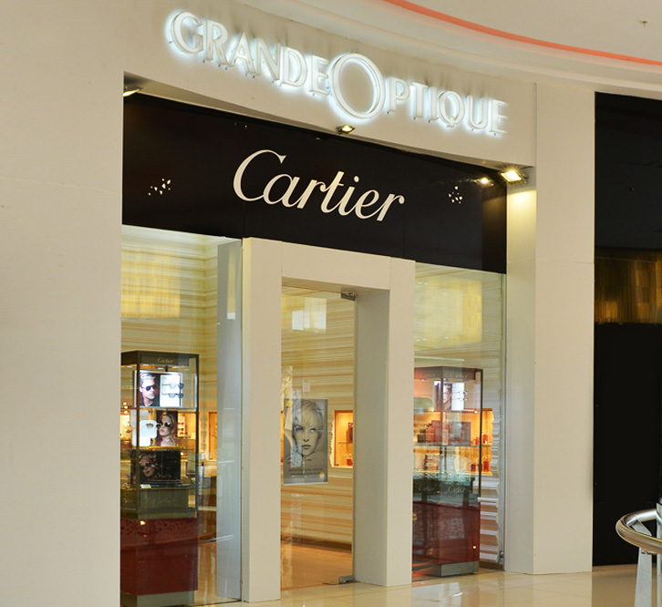 GRANDE OPTIQUE-CARTIER